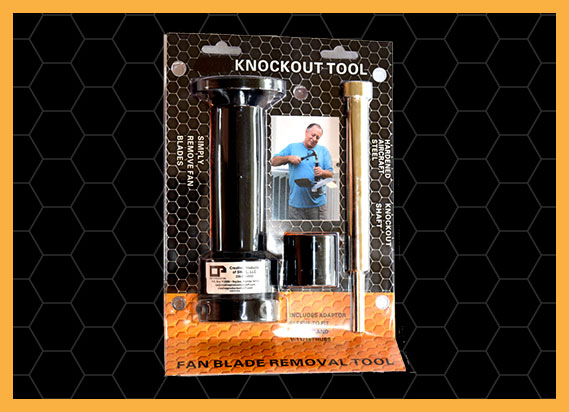 Knockout Tool | Industrial HVAC Handtools - Creative Products of SWFL