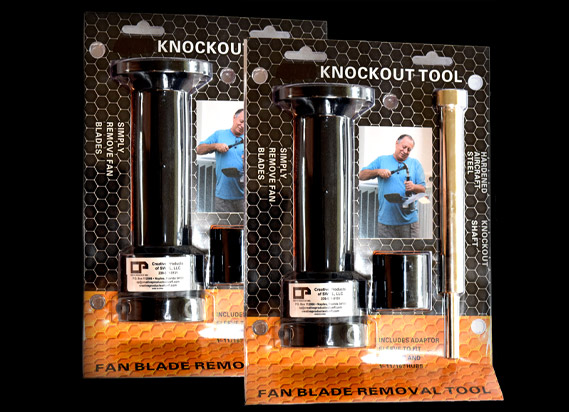 The Knockout Tool | Industrial HVAC Handtools - Creative Products of SWFL